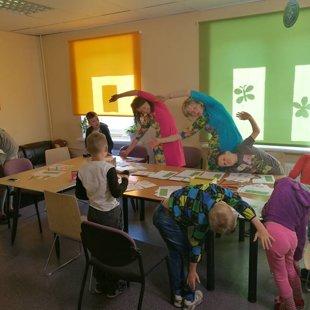 Nodarbības Bērniem par naudu radošajā Teelpā 01.06.2017.